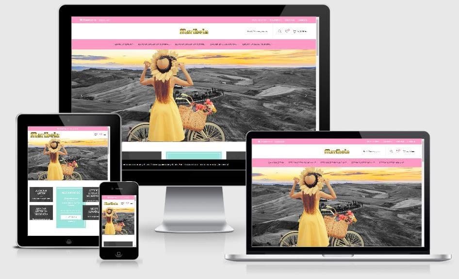 Онлайн магазин за детски стоки Марибела